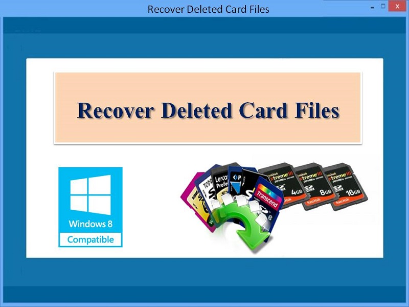 Sophisticated Digital Card Recovery software